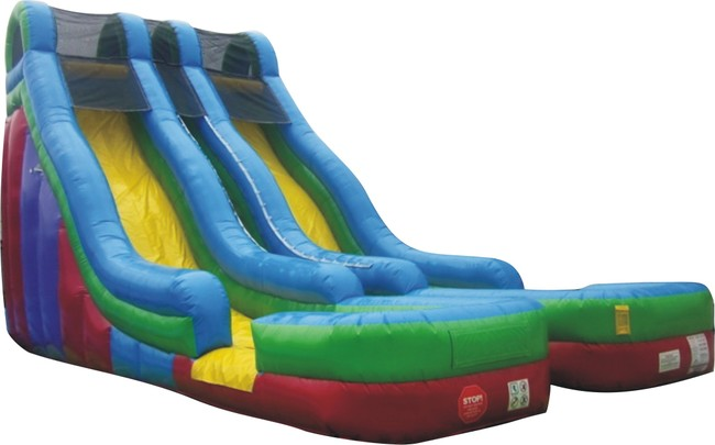Marlin splash slide commercial inflatable slides tattoo for Jds fish report