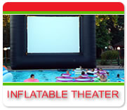 inflatable movie screens