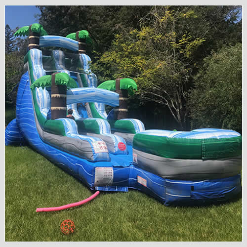 Inflatable Water Slide Rentals – Water Slide Party Rentals