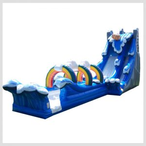 Inflatable Water Slide Rentals Water Slide Party Rentals