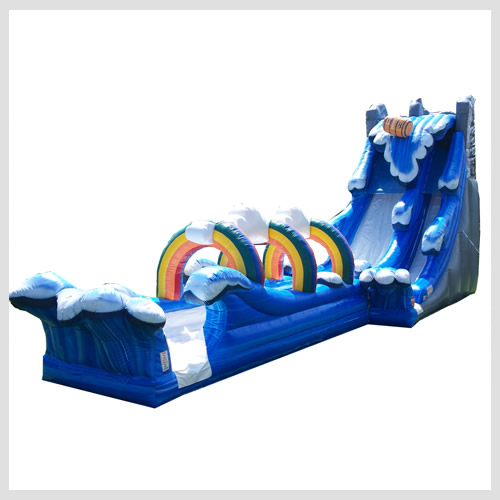 Inflatable Water Slide Rental San Jose: Inflatable Water Slide Rentals