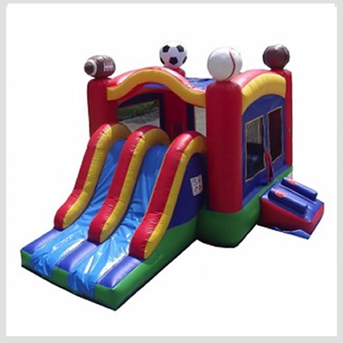 Inflatable Water Slide Rental San Jose: Carnival Game Rentals Bounce