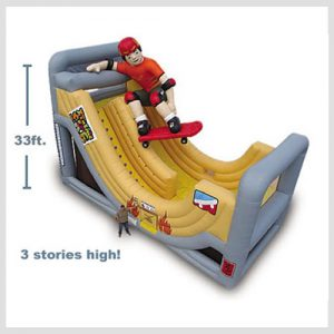 Inflatable Obstacle Course Rentals Inflatable Slide