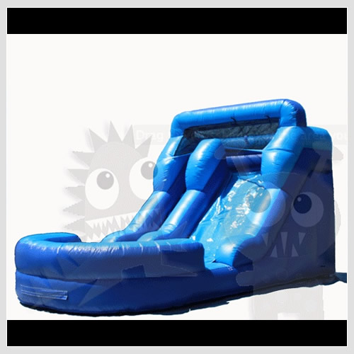 Inflatable Water Slide Rental San Jose: Small Inflatable Water Slide Rental
