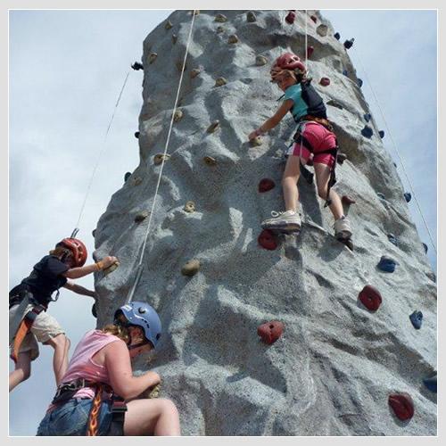 Portable Rock Climbing Wall Rental